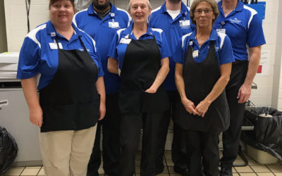 Nutrition Services Rocks: 2018 Healthcare Foodservice Week
