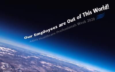 Healthcare Professionals Week Celebration