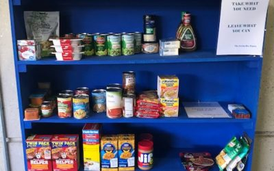 Don't Forget About the Food Pantry!