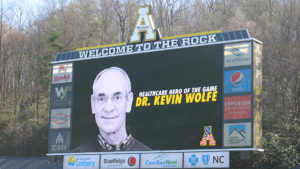 Dr. Kevin Wolfe